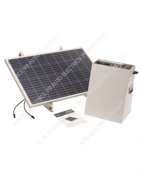 Hubi Solar Power Station Premium 500 For Off Grid Buildings - SPS500