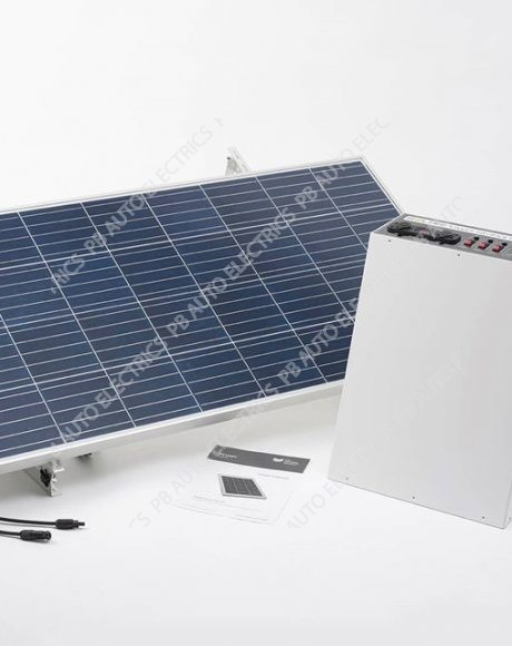 Hubi Solar Power Station Premium 750 For Off Grid Buildings - SPS750