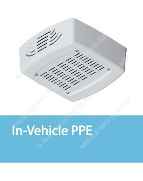 In-Vehicle PPE