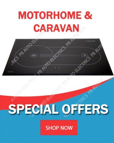 Motorhome & Caravan Special Offers