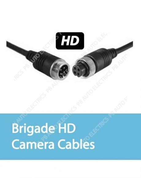 Brigade HD Camera Cables