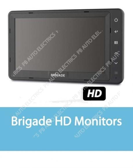 Brigade HD Monitors