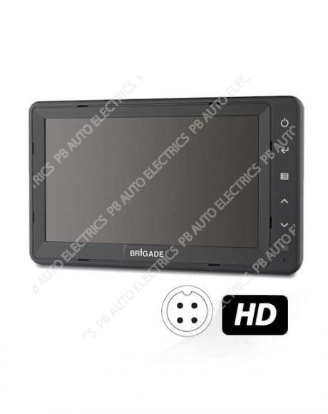 """Brigade VBV-770HM Select Range 7"""" HD LCD Monitor (5611)"""