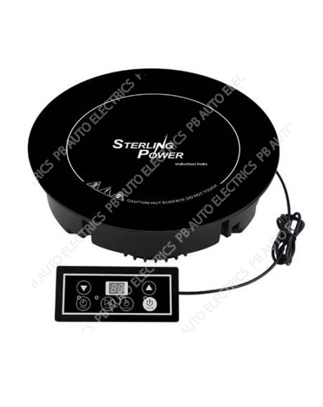 Sterling Fixed Mountable 1500W Single 230v Induction Hob - IH1
