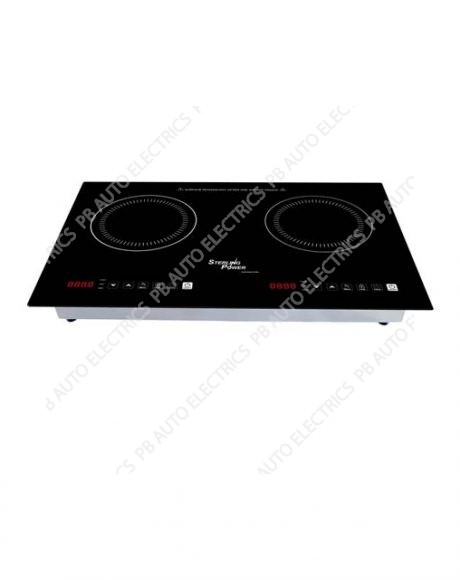 Sterling Fixed Mountable 2800W Twin Side by Side 230v Induction Hob - IHSBS