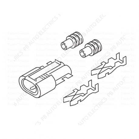 Webasto Thermo Pro 90 Control Unit Plug – 9024074A