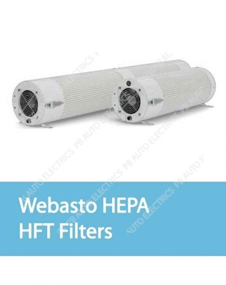 Webasto HEPA HFT Filters