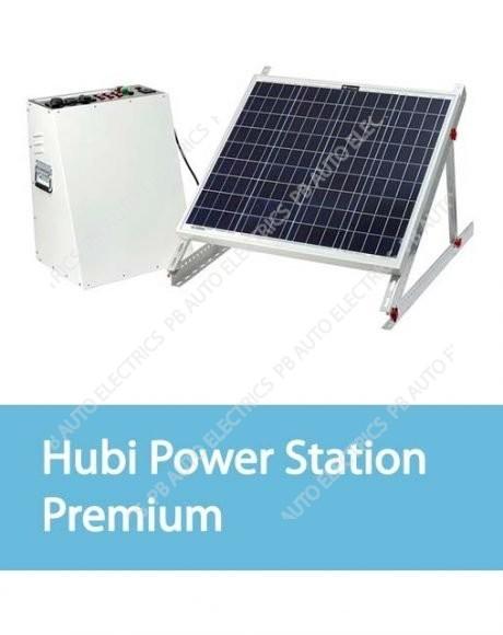 Hubi Power Station Premium
