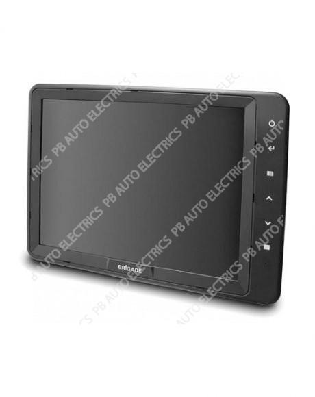 "Brigade VBV-7104FM Select Range 10.4"" QUAD Multi-image Digital LCD Monitor (4474)"