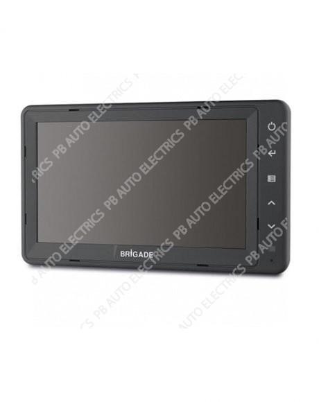 """Brigade VBV-770FM Select Range 7"""" QUAD Digital LCD Monitor (4982)"""