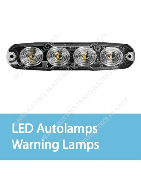 LED Autolamps Warning Lamps