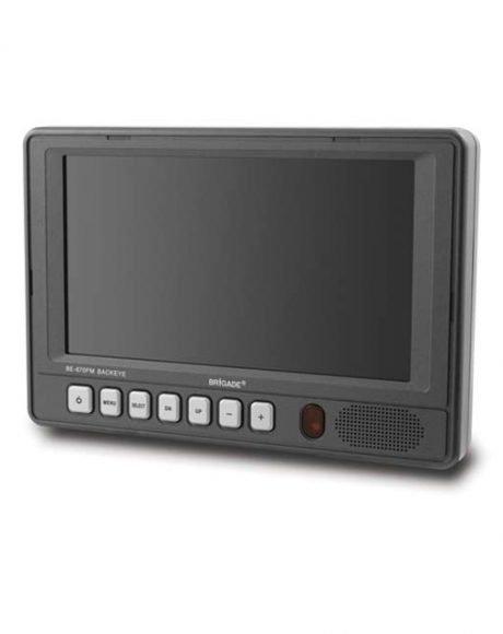 "Brigade BE-870FM Elite Range 7"" Digital LCD Monitor (2146)"