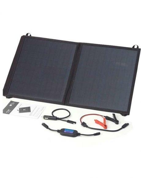 Solar Technology 40 Watt PV Logic Portable Folding Solar Panel - STFFP40