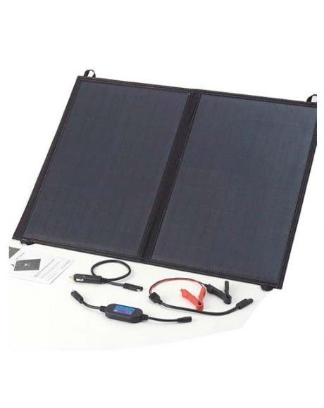 Solar Technology 60 Watt PV Logic Portable Folding Solar Panel - STFFP60